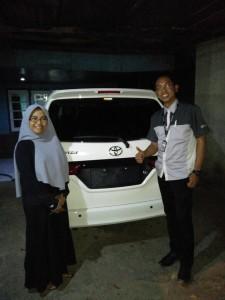 Customer Puas Toyota Malang