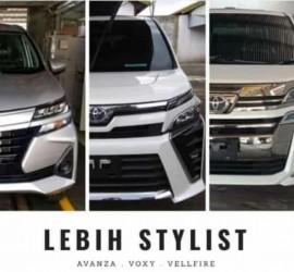 New Avanza 2019 Toyota Malang