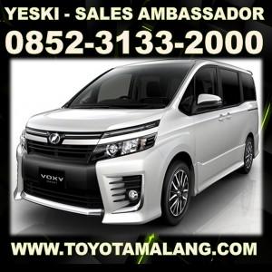 Toyota Malang Dealer Kartika Sari Harga Voxy