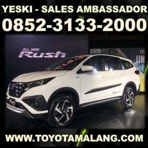 Toyota Malang Harga New Rush
