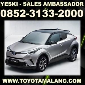 Toyota Malang New CHR Kartika Sari