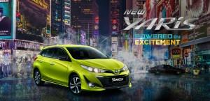 New Yaris 2018 Baru Toyota Malang