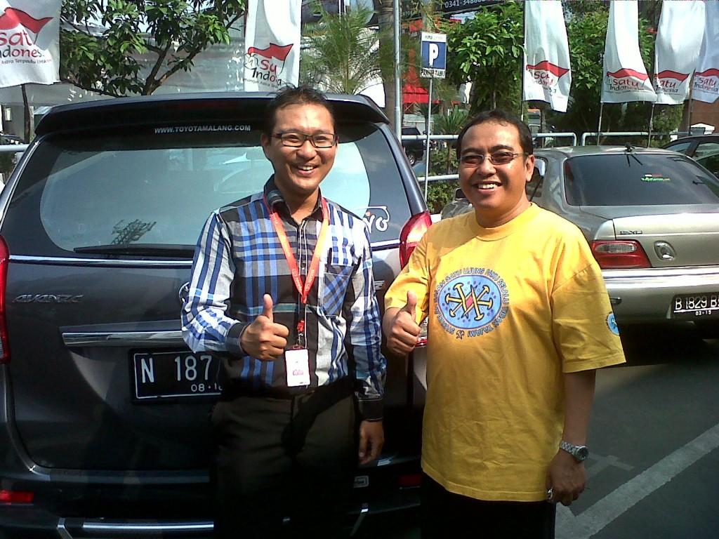 Toyota Auto 2000 Malang Testimony Pelanggan Puas 1