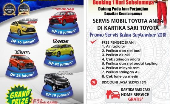 Promo Toyota Malang