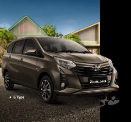 Promo New Calya Baru Malang Toyota
