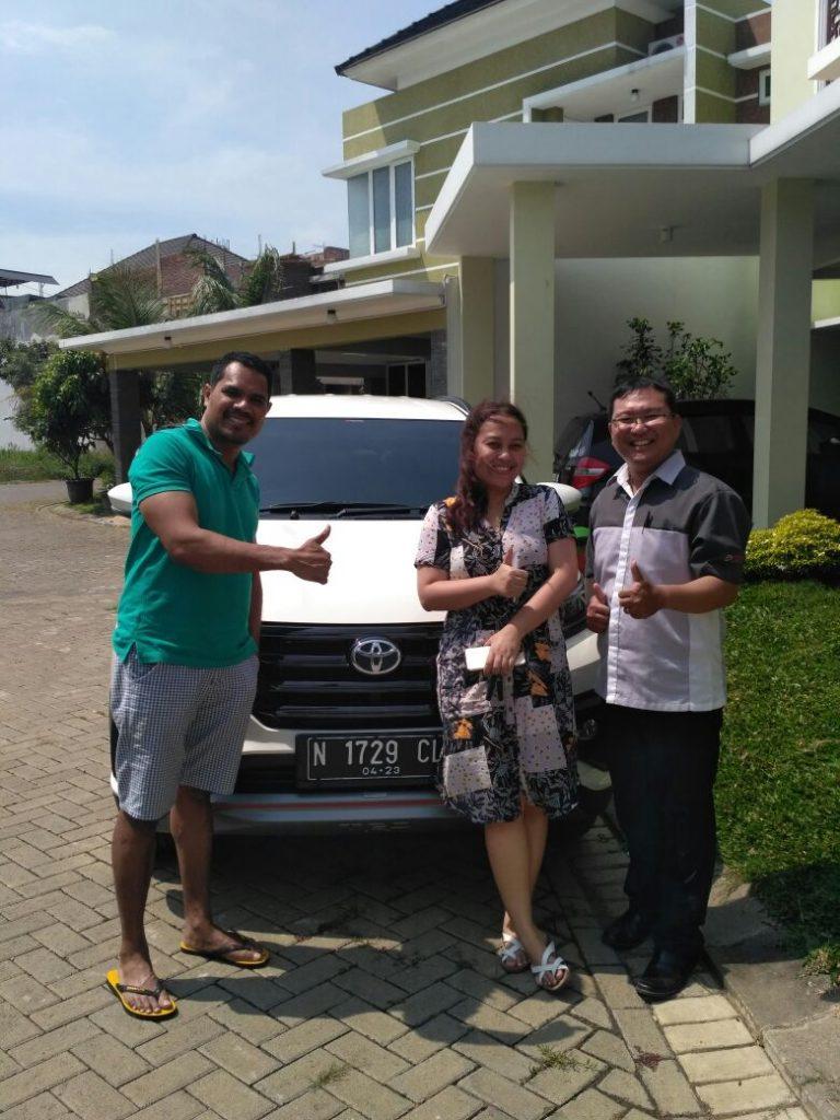 Dealer Toyota Malang Kartika Sari - Customer Puas
