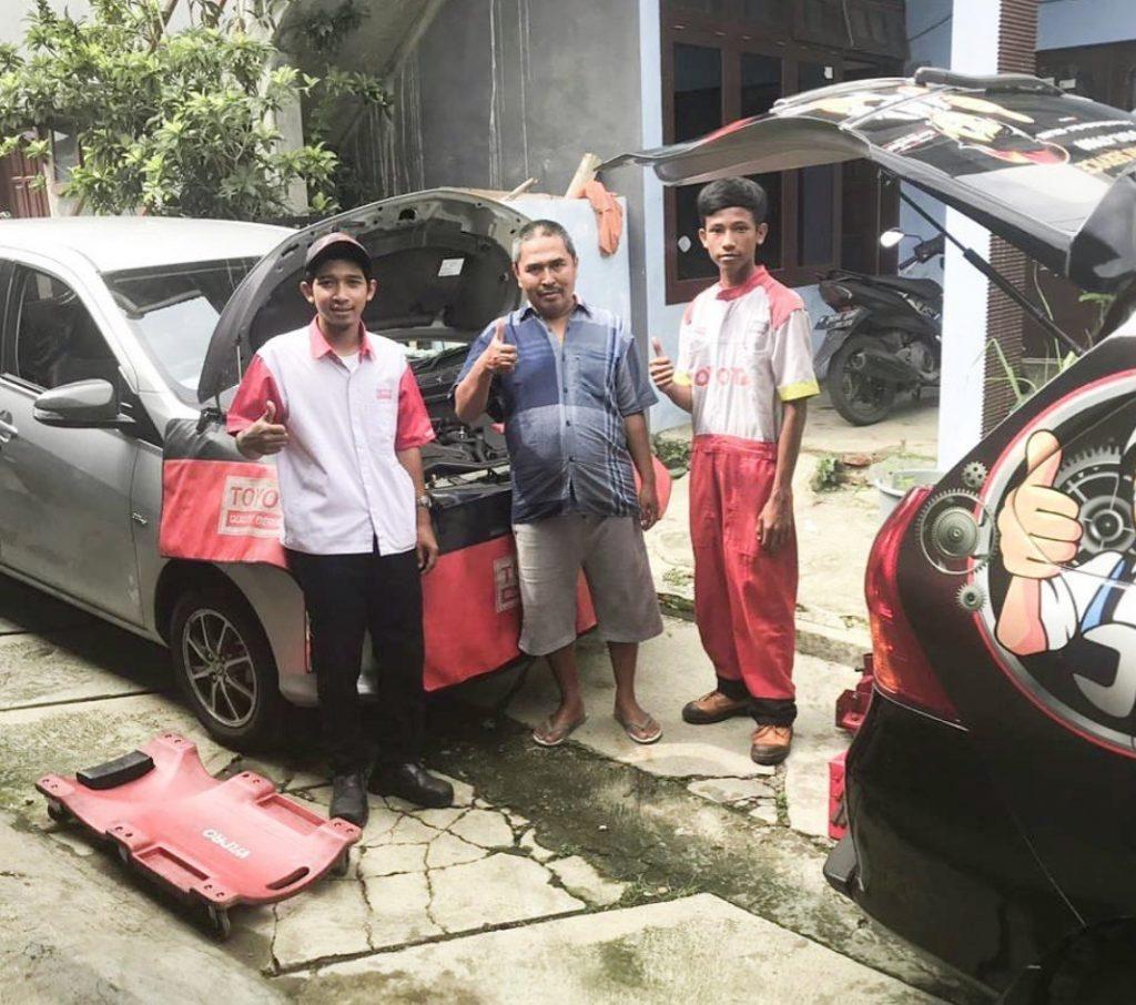 Dealer Toyota Malang Kartika Sari Care Home Service