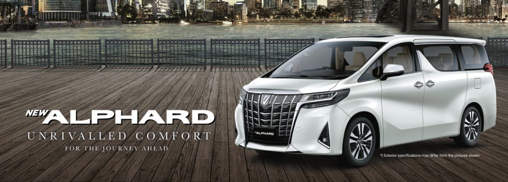 Toyota Malang Dealer RESMI Spesifikasi Eksterior Interior Alphard