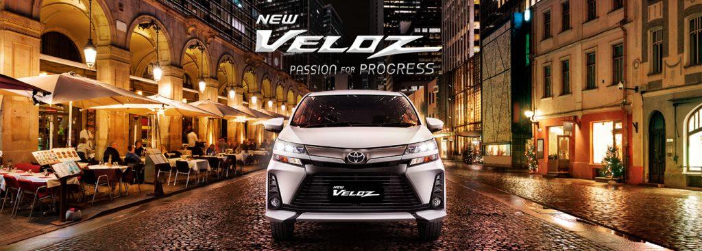 Toyota Malang Dealer RESMI Spesifikasi Eksterior Interior Avanza Veloz