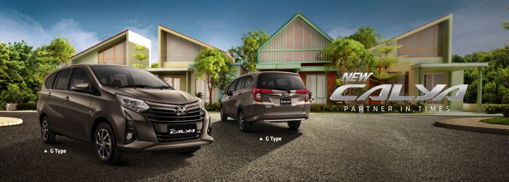 Toyota Malang Dealer RESMI Spesifikasi Eksterior Interior Calya