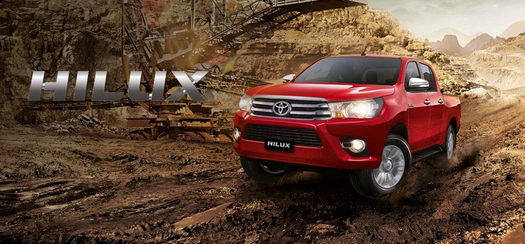 Toyota Malang Dealer RESMI Spesifikasi Eksterior Interior Hilux Double Cabin