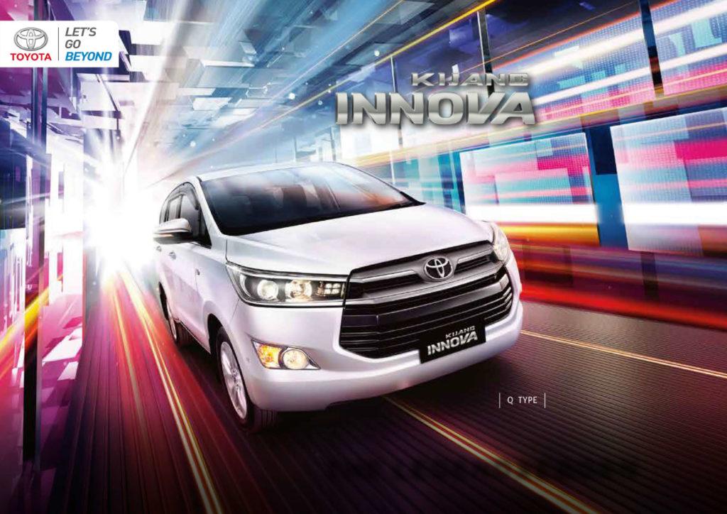 Promo Harga Toyota Kijang Innova di Malang