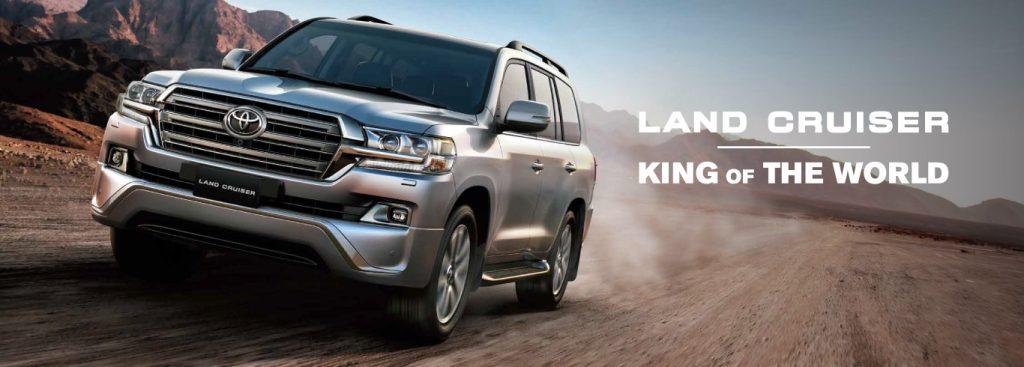Toyota Malang Dealer RESMI Spesifikasi Eksterior Interior Land Cruiser