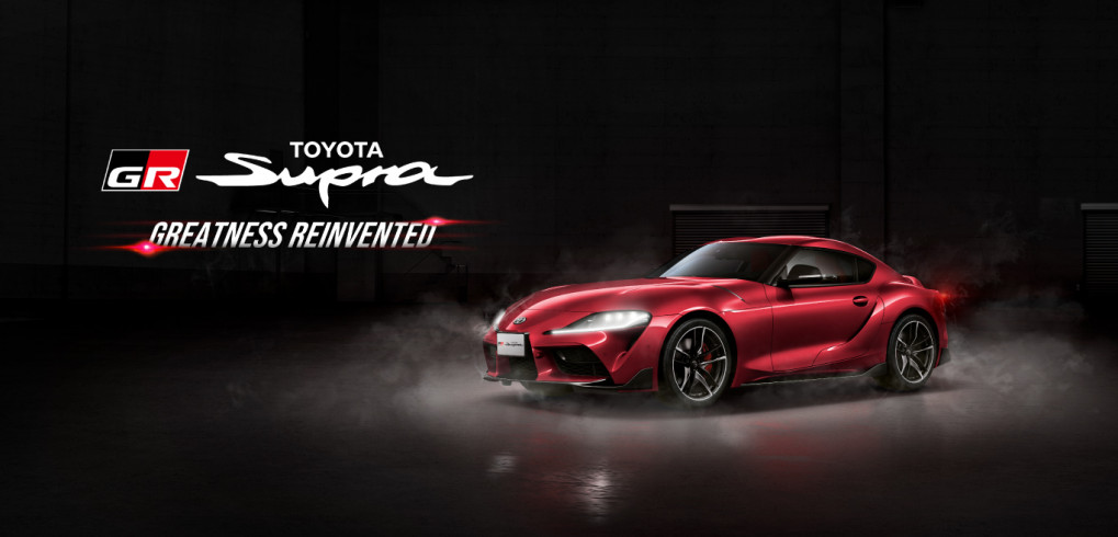 Toyota Malang Dealer RESMI Spesifikasi Eksterior Interior Mobil Supra