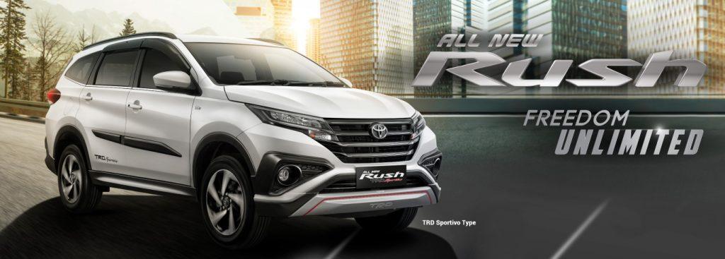Toyota Malang Dealer RESMI Spesifikasi Eksterior Interior Rush