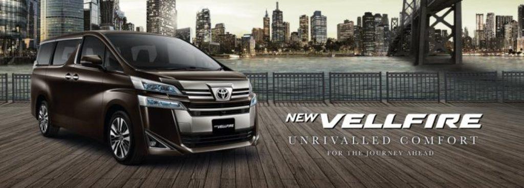 Toyota Malang Dealer RESMI Spesifikasi Eksterior Interior Vellfire