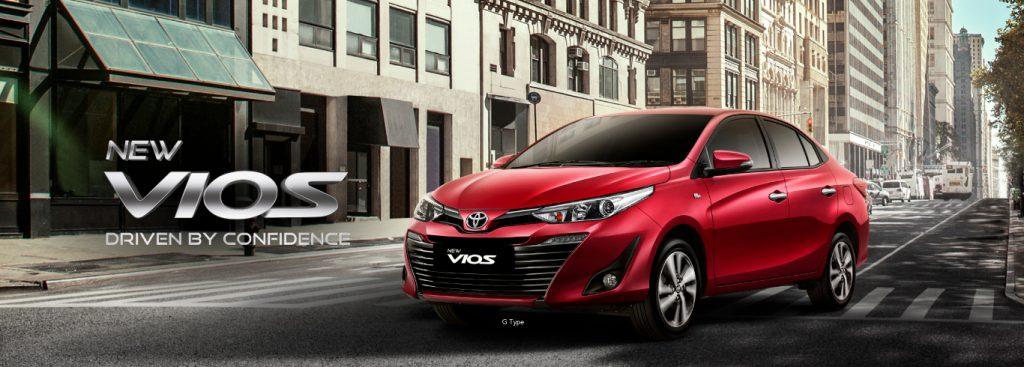Toyota Malang Dealer RESMI Spesifikasi Eksterior Interior Vios