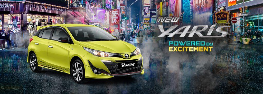 Toyota Malang Dealer RESMI Spesifikasi Eksterior Interior Yaris