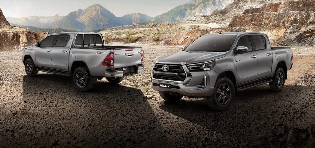 Brosur Toyota Hilux Malang - Dealer Resmi